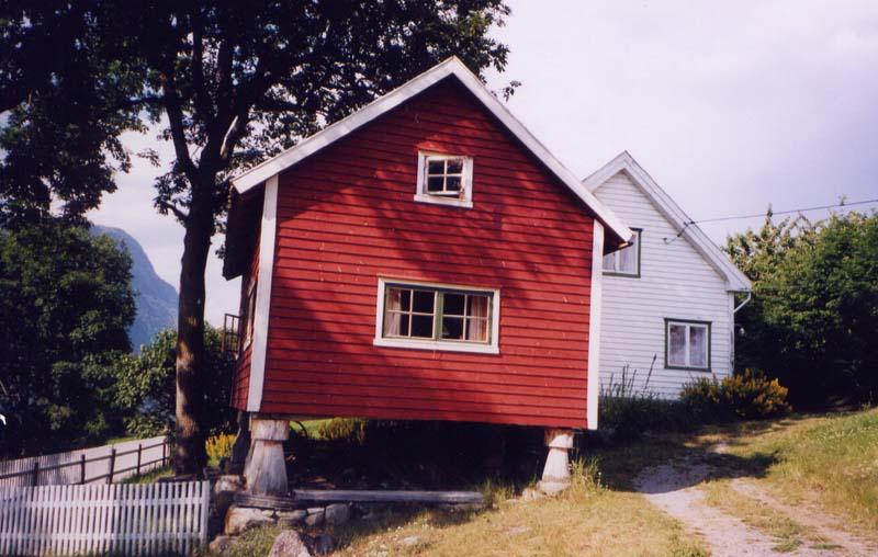 maison bois norvegienne
